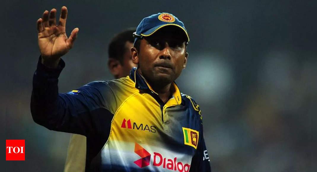 Mahela Jayawardene:  Jayawardene roped in as consultant for Sri Lanka's T20 World Cup campaign | Cricket News – Times of India