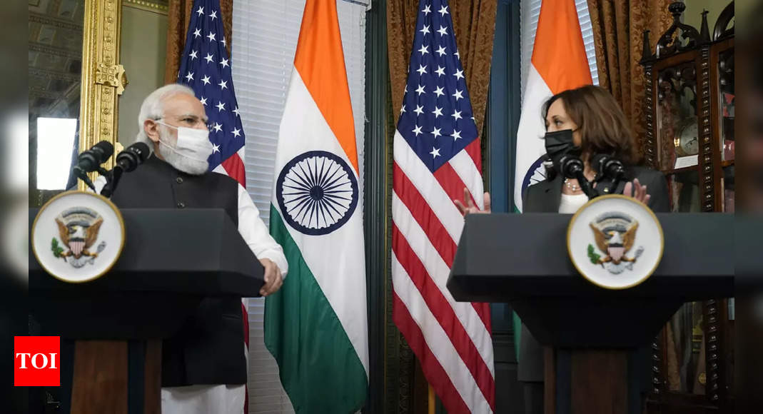 afghanistan:   China is dragon in the room, but Pakistan remains the irritant in talks between US and India | India News – Times of India