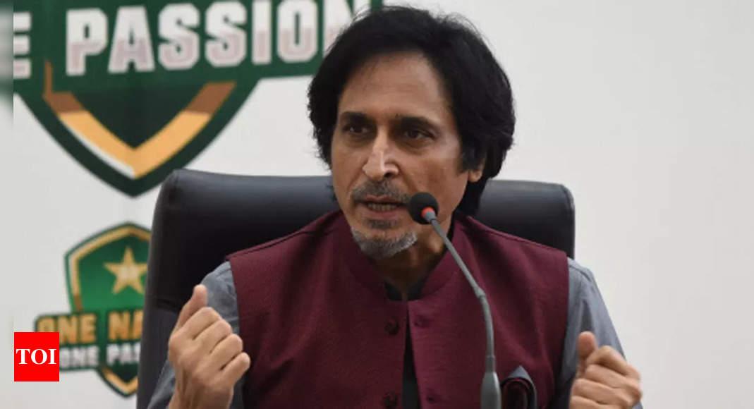 Afghanistan Cricket Board chairman to meet Ramiz Raja on organising white-ball series   Cricket News – Times of India