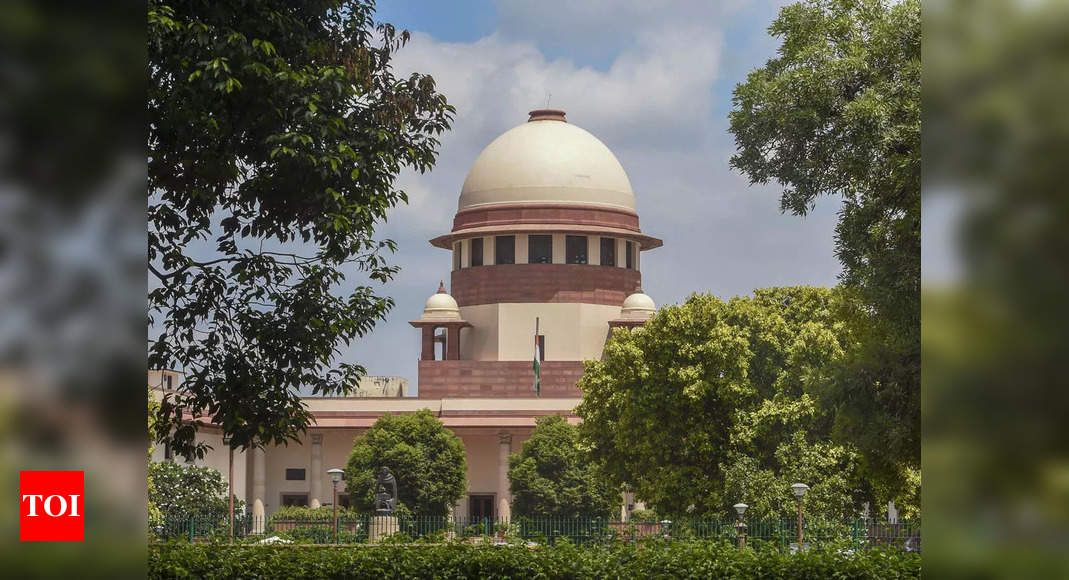 Remove slogan, PM's picture from footer of top court's official emails: SC to NIC