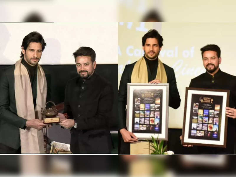Sidharth Malhotra inaugurates the 1st Himalayan Film Festival with 'Shershaah'