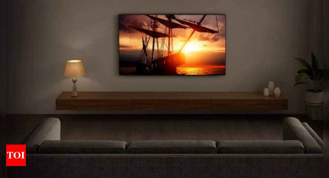 sony: Sony adds new 8K TVs to Bravia series, price starts at Rs 12,99,990 – Times of India