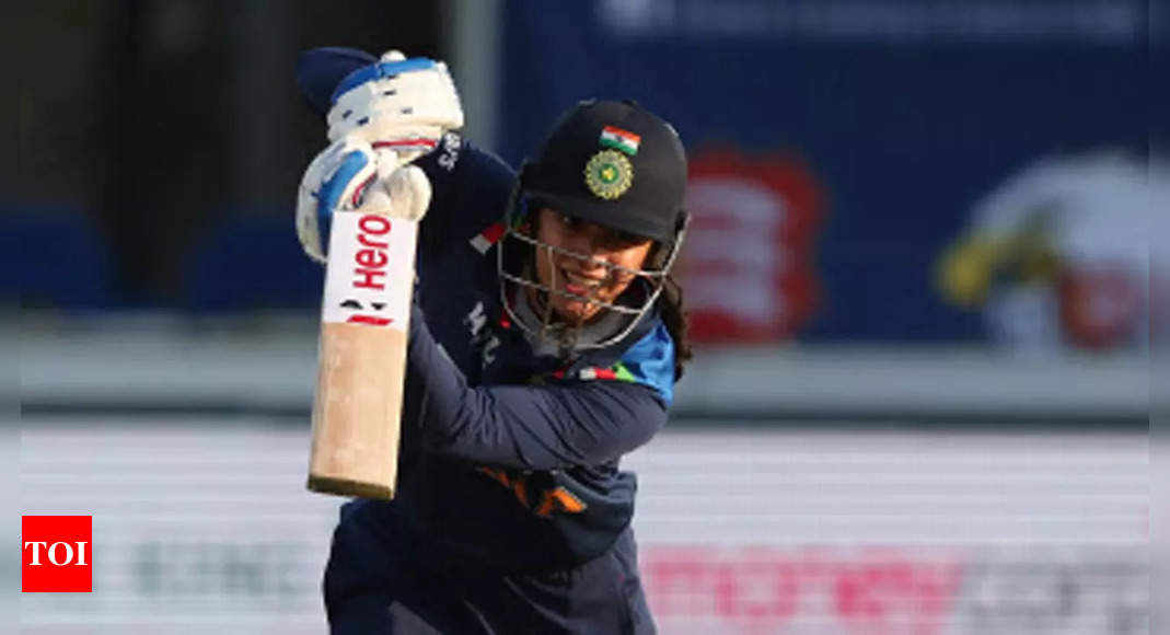 Smriti Mandhana plays down no-ball issue after India's defeat | Cricket News – Times of India
