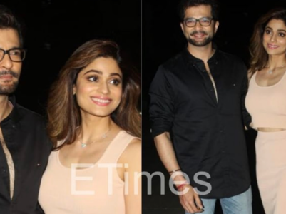Raqesh-Shamita step out for dinner date