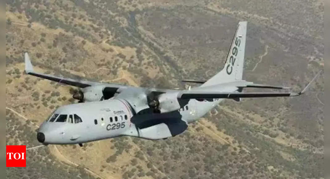 MoD inks Rs 21k cr deal with Airbus for 56 IAF planes