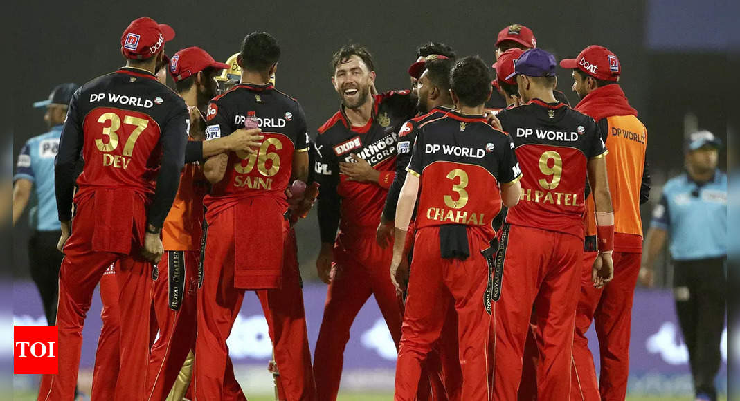 Need to be courageous in crunch moments: RCB captain Kohli