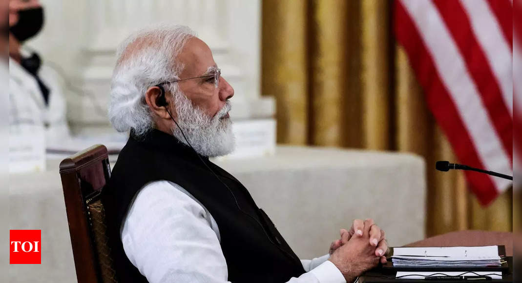 PM Modi to address UNGA today, likely to focus on Covid-19, terrorism | India News – Times of India
