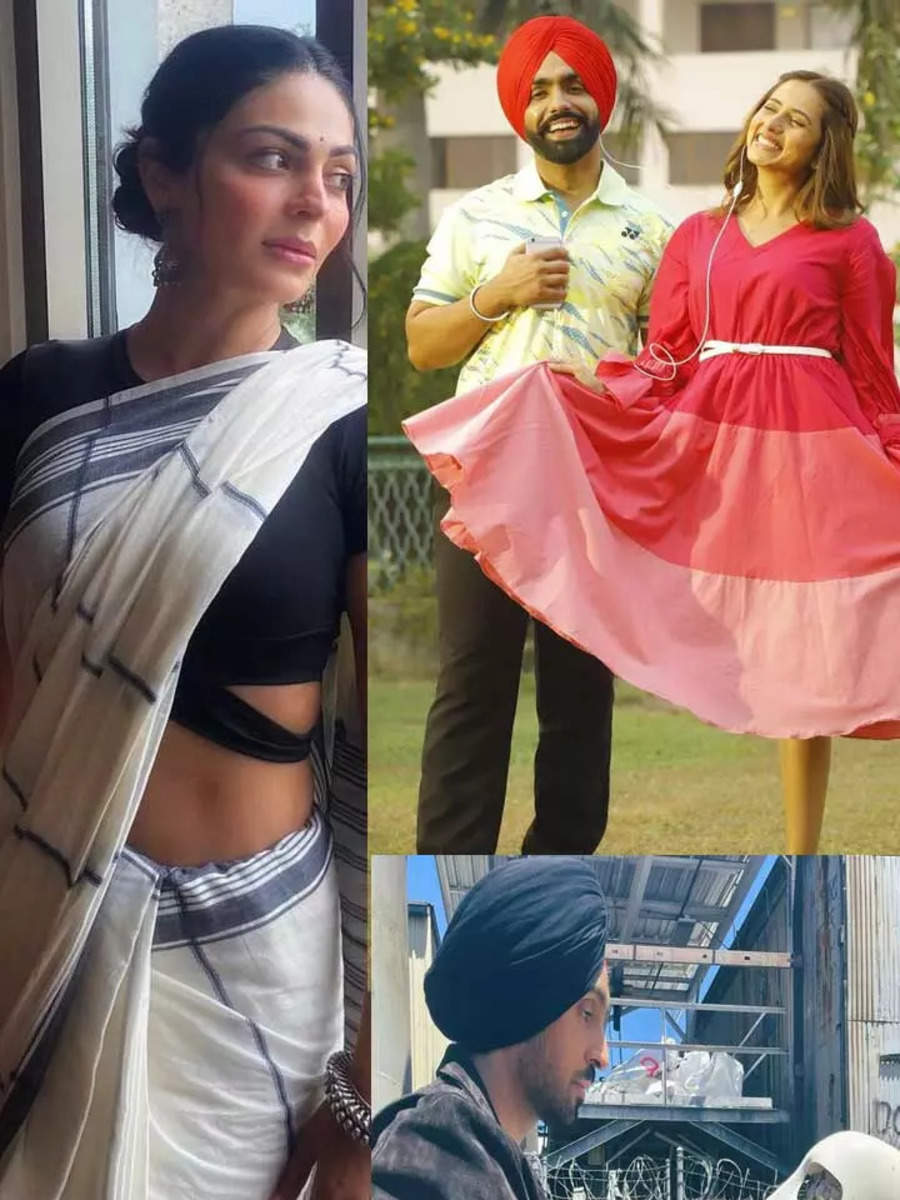 Top viral pics of Punjabi stars from the week