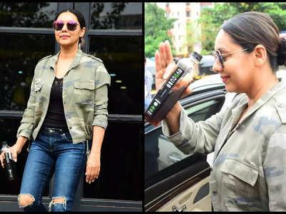 SRK's wife Gauri Khan trolled for black water