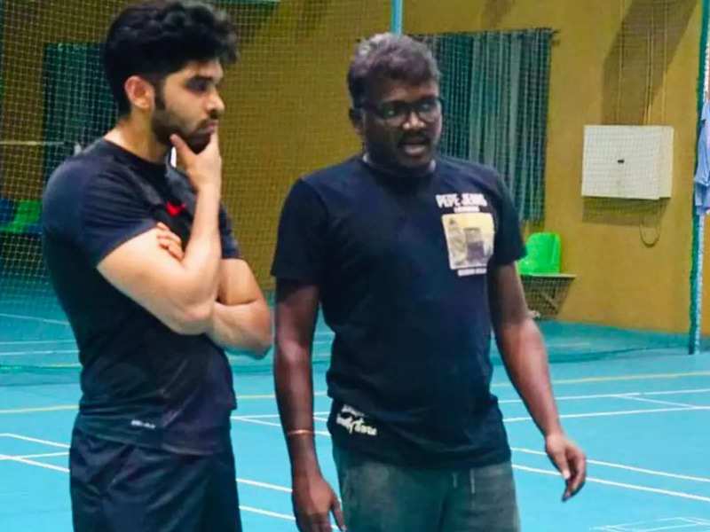 Dhruv preps for his film with Mari Selvaraj