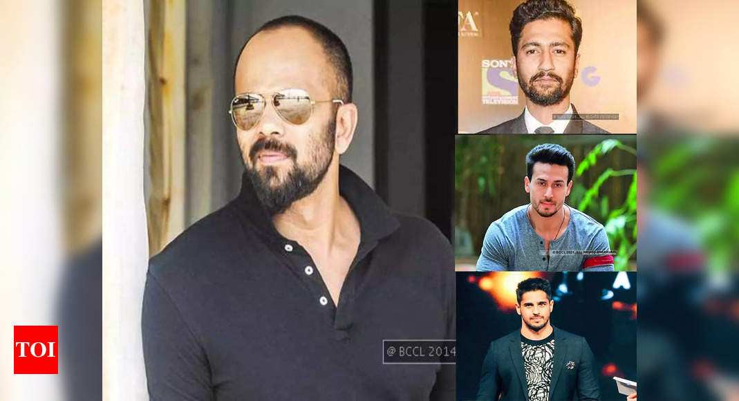 Who will bag a role in Rohit's next cop drama?