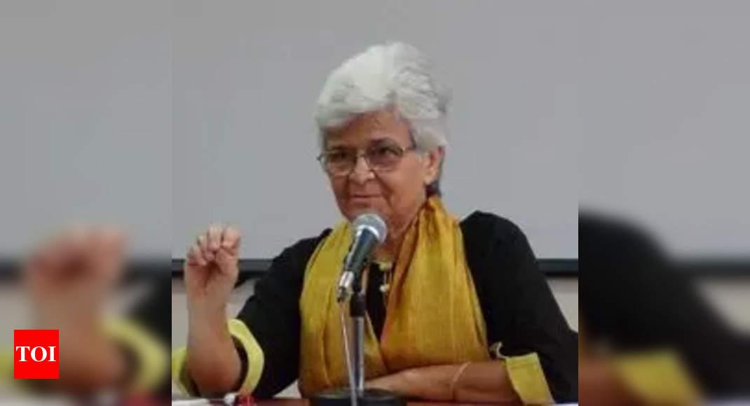 Feminist rights activist Kamla Bhasin passes away at 75