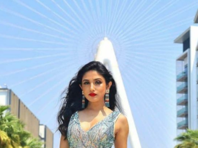 Donal Bisht's style quotient is top notch