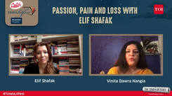 Passion, pain, and loss with Elif Shafak