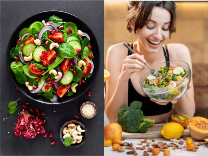 There is news for clean eating enthusiasts – there is a thing as too many salads.