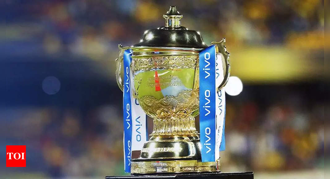IPL 2021: Central Covid-19 testing agency helping BCCI stay up-to-date with every test report   Cricket News – Times of India