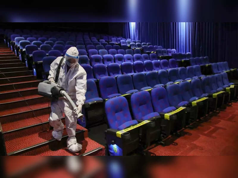 Film theaters in Maharashtra to reopen from October 22