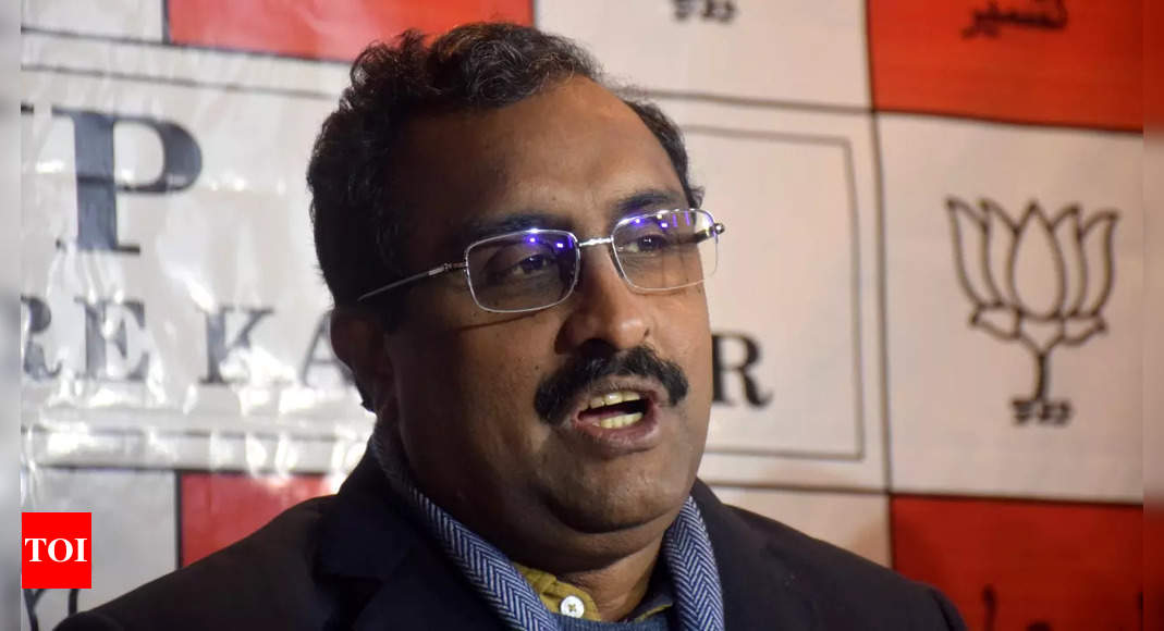 Partition was not just separation of territories but also division of minds: Ram Madhav