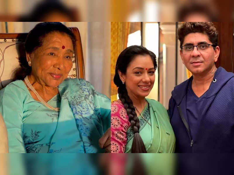 Legendary singer Asha Bhosle is all praise for Rajan Shahi's Anupamaa, calls the show 'the need of the hour'