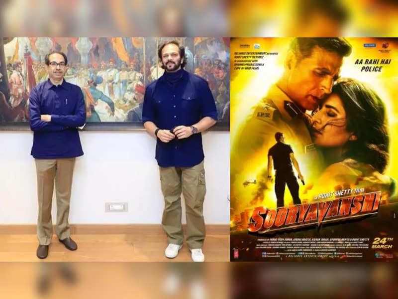 Rohit Shetty confirms 'Sooryavanshi' to release on Diwali after meet with Maharashtra CM Uddhav Thackeray