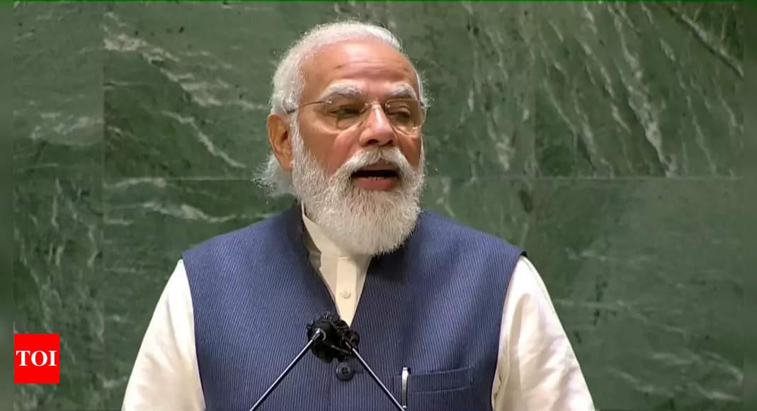PM Modi's address at UNGA: Top quotes