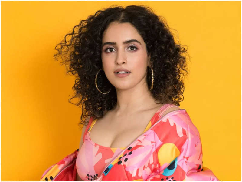 This is a very exciting time for me as an actor, says Sanya Malhotra