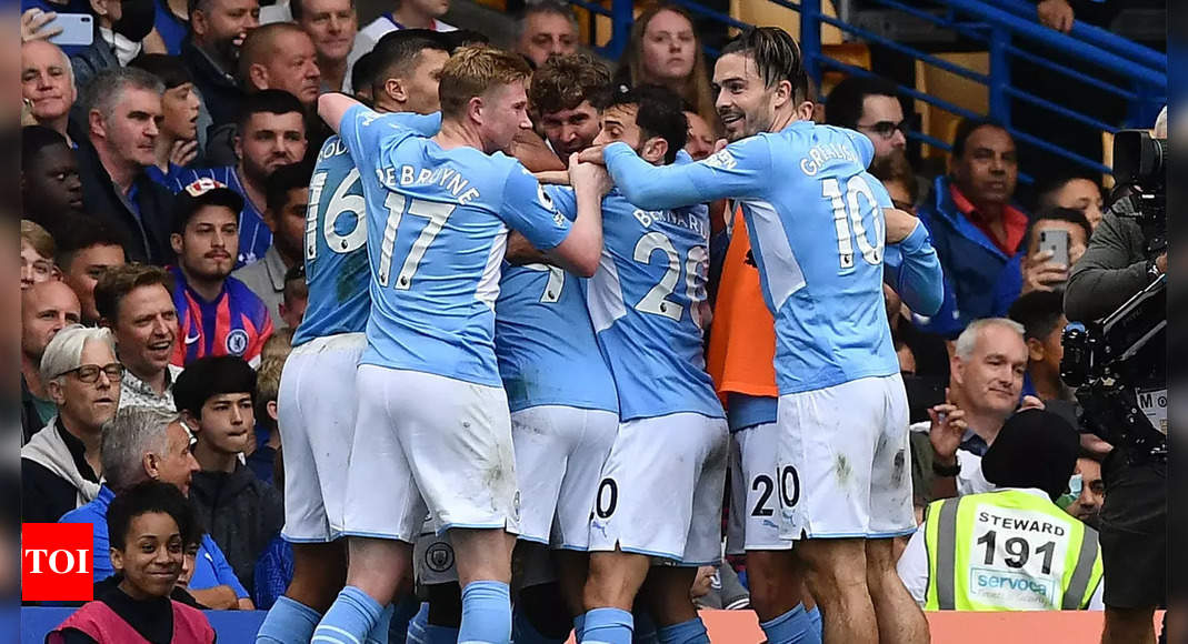 EPL: Man City lay down a marker by exacting revenge on Chelsea