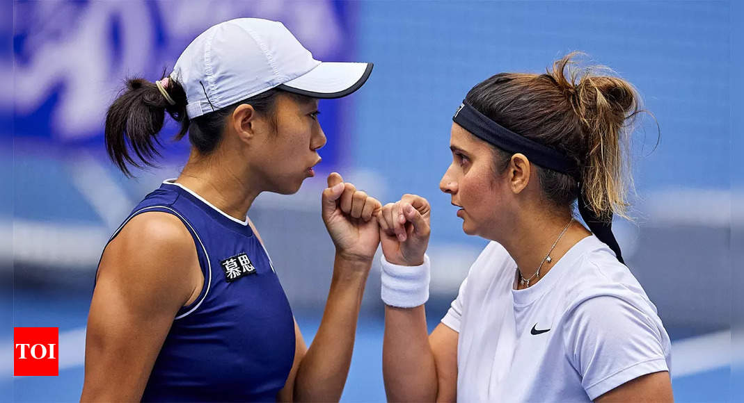 Sania Mirza earns shot at first title of 2021 season, reaches final in Ostrava