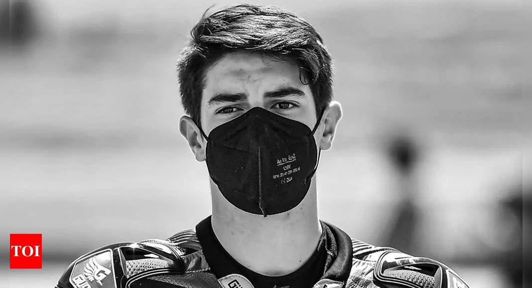 Fifteen-year-old Vinales dies after Superbike crash in Jerez