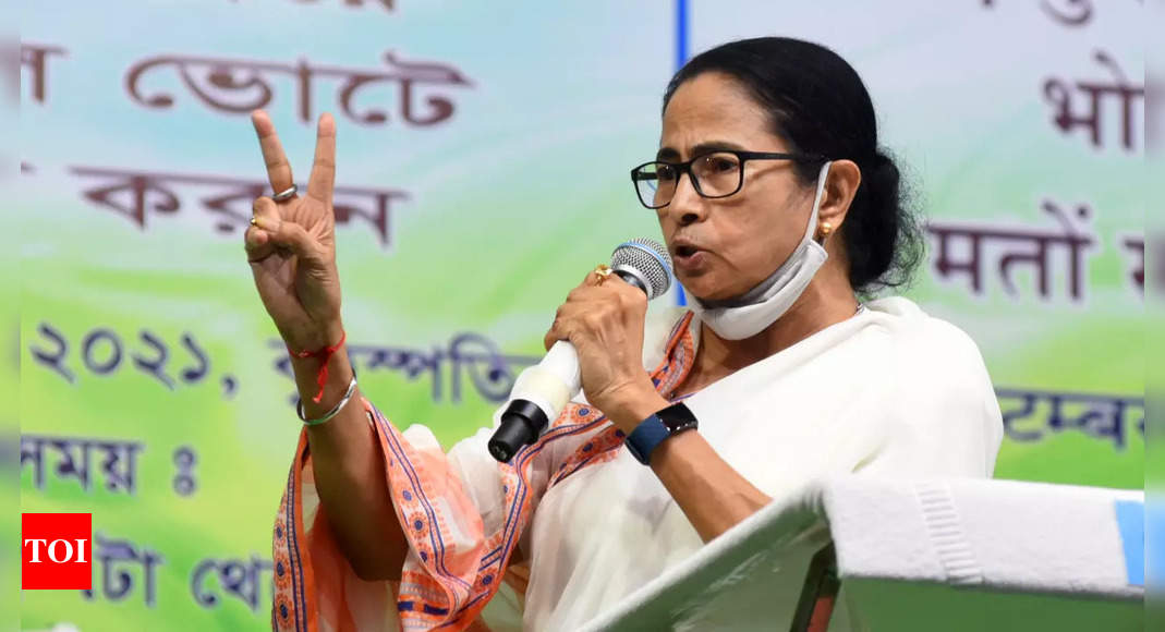 Centre did not allow me to attend Rome global peace meet out of 'jealousy' : Mamata Banerjee