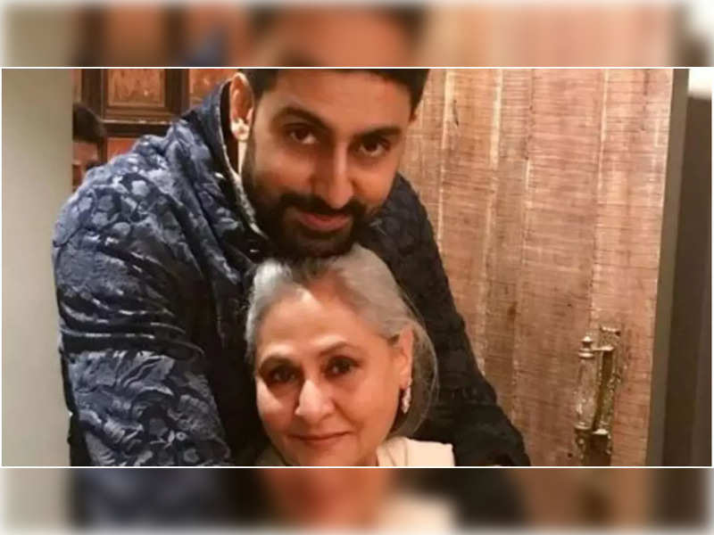 Jaya Bachchan clocks 50 years in Bollywood; Son Abhishek Bachchan pens a heartfelt note, 'so grateful to be her son'