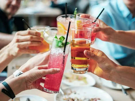 Drinking habits to let go to shed kilos