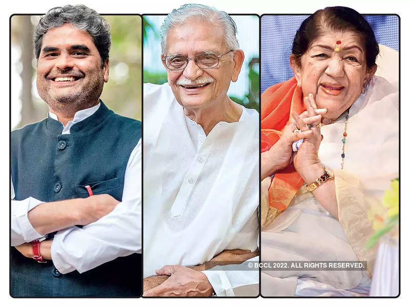 Vishal Bhardwaj has been working with Gulzar and Lata Mangeshkar right from the beginning of his Bollywood career