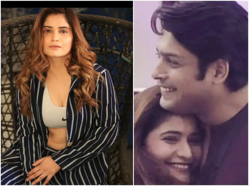 Arti Singh (Instagram) and the actress with Sidharth Shukla in Bigg Boss 13