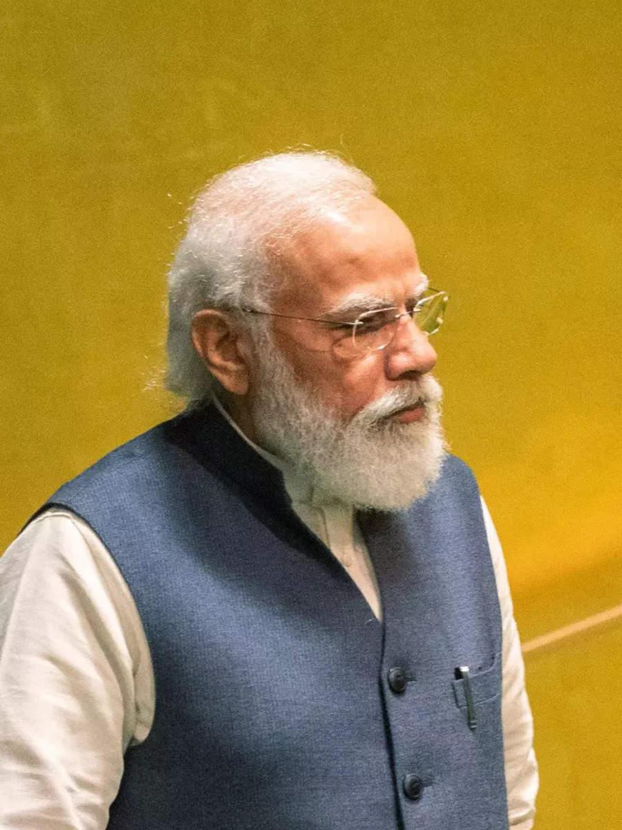 In pics: PM addresses 76th session of UNGA