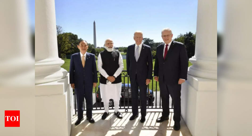 Eye on China, Quad vows to up its game in Indo-Pacific