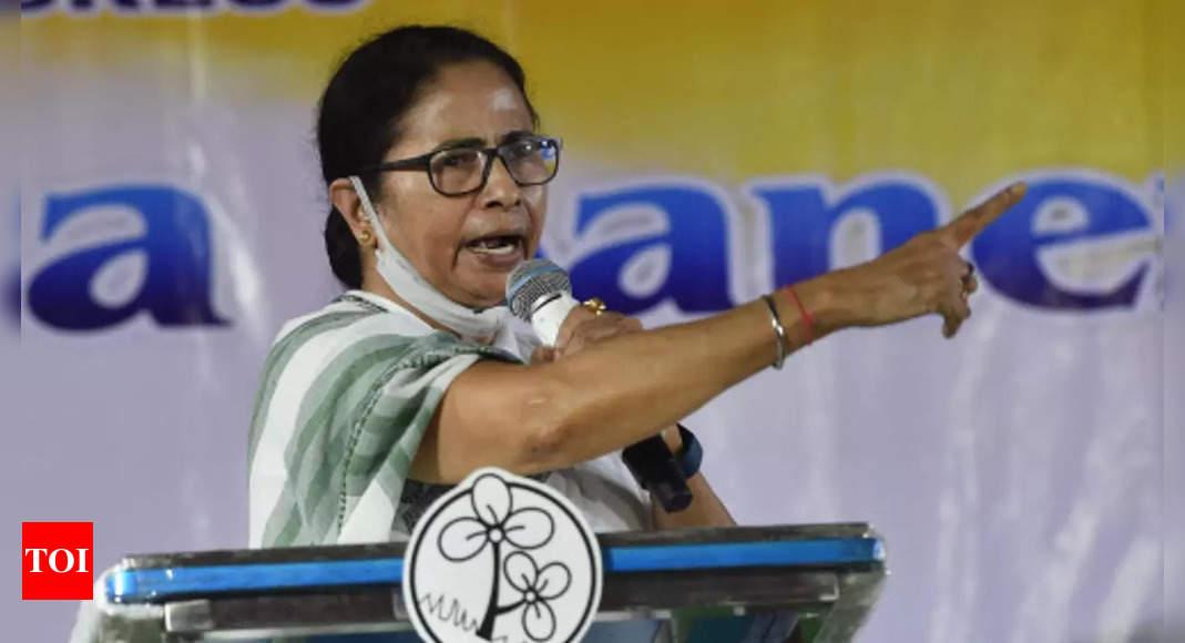 Denied okay for Rome trip, Mamata Banerjee blasts Centre