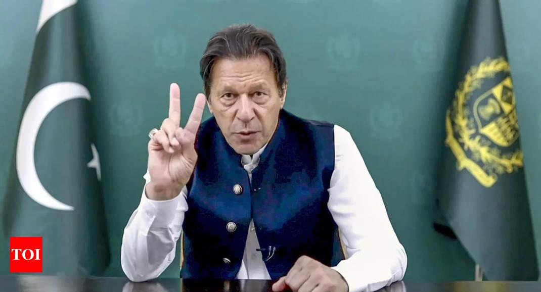 marriyum:  PML-N slams Imran Khan over his 'no curbs or censorship of media in Pakistan' remark – Times of India
