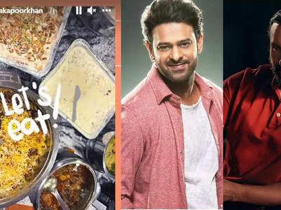 Prabhas treats Saif-Bebo to 'insane' dinner