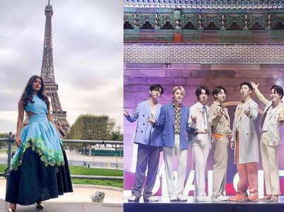 Priyanka, BTS glam up Global Citizen stage