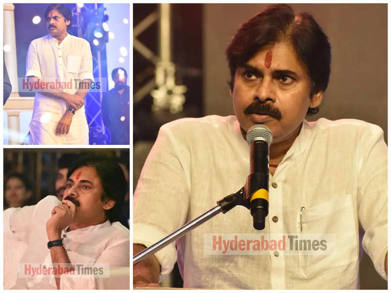 Pawan Kalyan talks about Sai Dharam Tej's health and Tollywood's future at the pre-release of Republic: Highlights