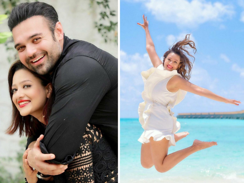 Anupamaa actress Madalsa Sharma got a special gift from hubby Mahaakshay Chakraborty a day before her birthday