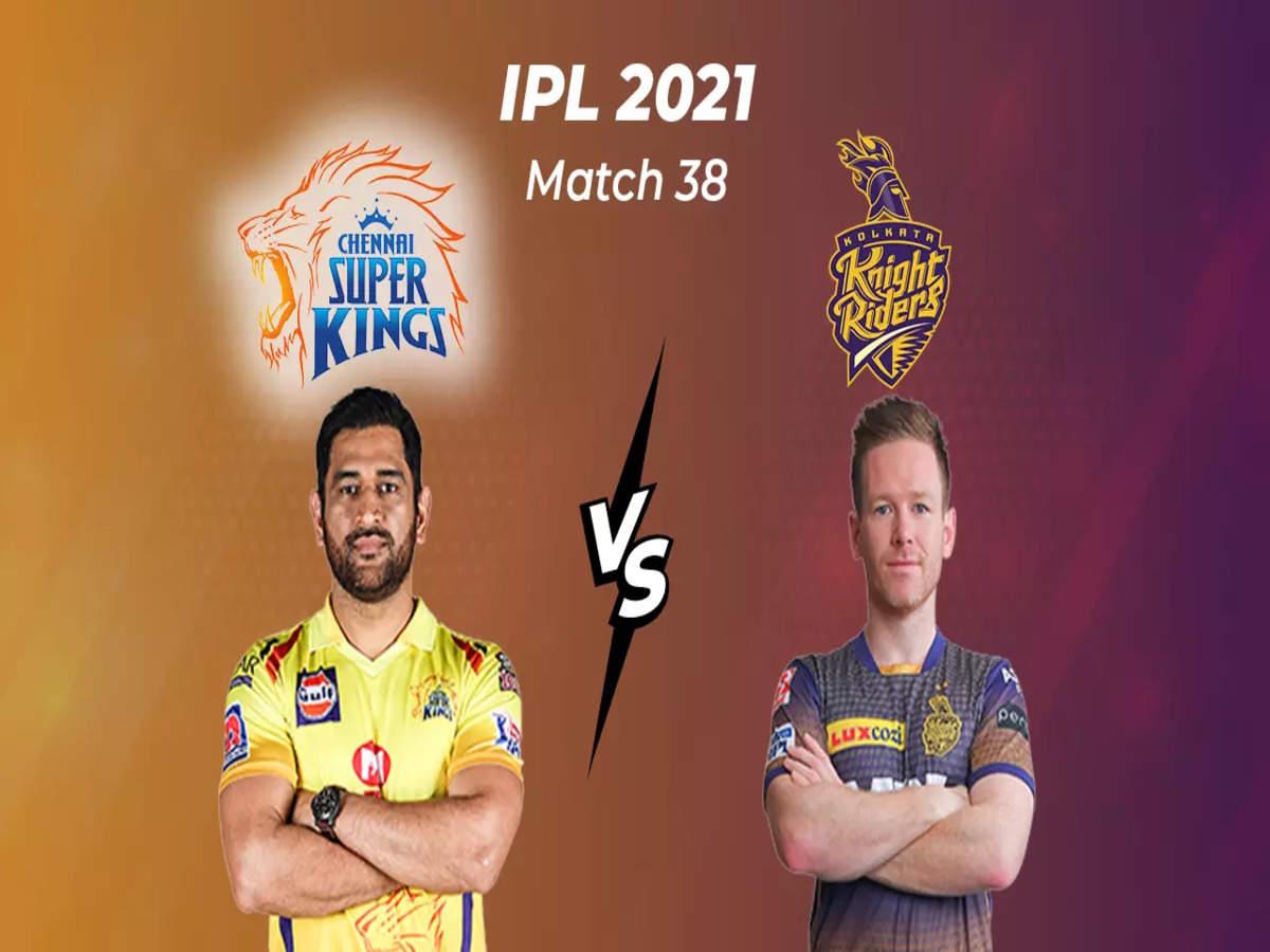 CSK vs KKR Highlights, IPL 2021: Chennai Super Kings defeat Kolkata Knight  Riders by 2 wickets - The Times of India : 19.6 : Chennai Super Kings :  172/8