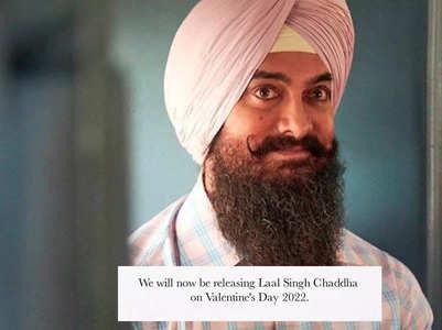 Aamir's 'Laal Singh...' on Valentine's Day 2022