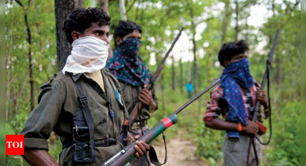 Govt plans to intensify operations against Maoists, choke flow of funds, act against frontal groups