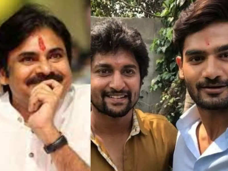 Nani and Kartikeya support Pawan Kalyan for addressing issues pertaining to the film industry