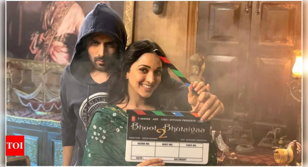 Kartik-Kiara's 'Bhool Bhulaiyaa 2' on Mar 25