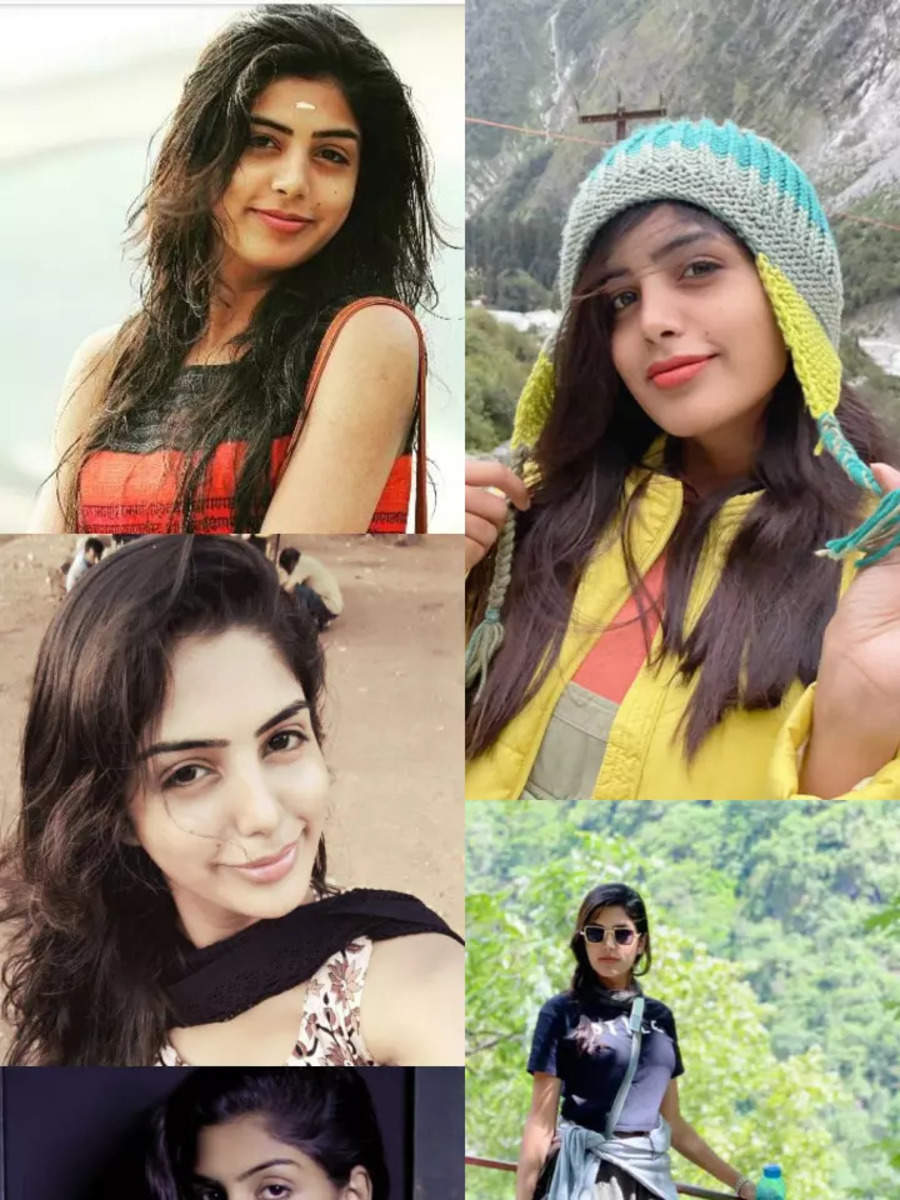 Lovely Pictures of South actress Navami Gayak
