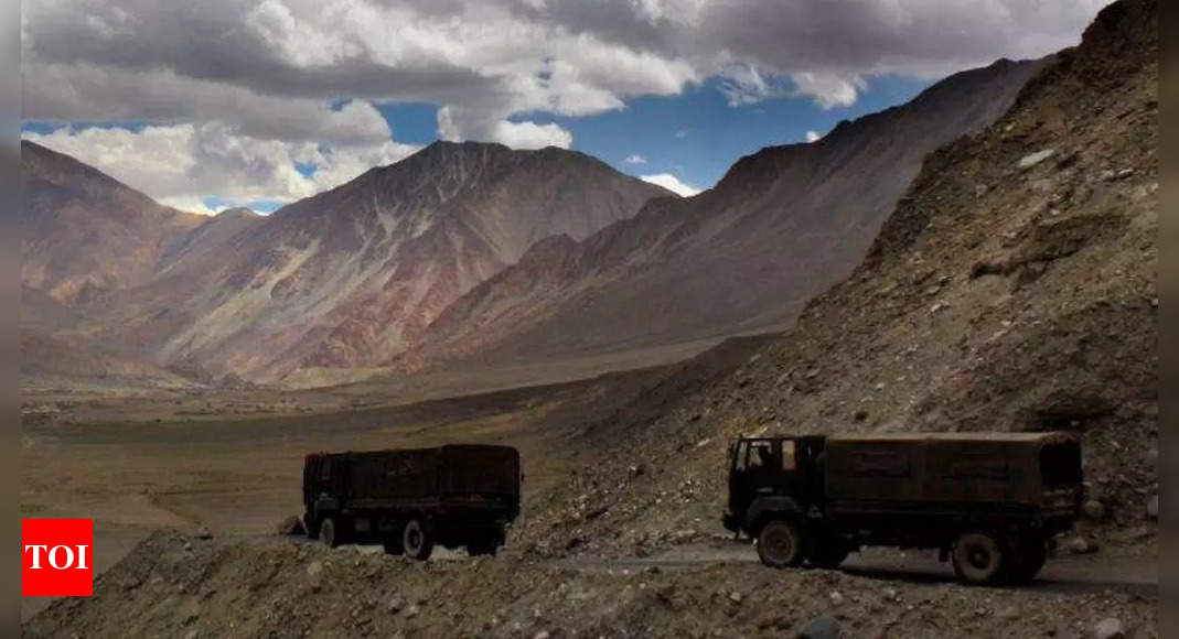 India closely monitoring Chinese drone activity along LAC in Eastern Ladakh