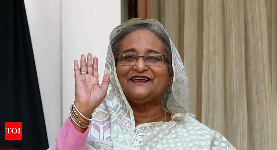 Bangladesh PM Sheikh Hasina likely to visit India next year